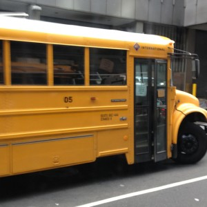 lands end school bus