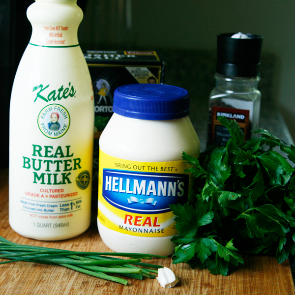 Do you like ranch dressing? Whenever ranch dressing hits the table ...