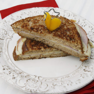 The Devil Wears Prada Grilled Cheese