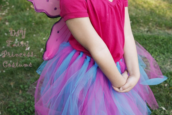 Fairy Princess Costume, Made by You.