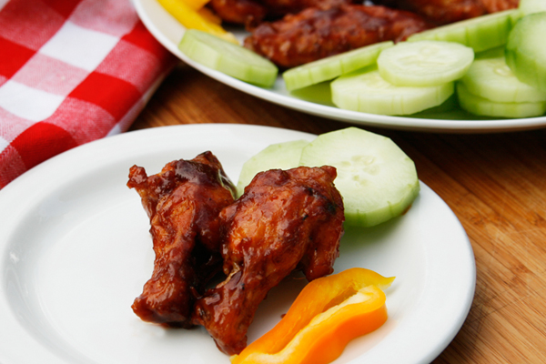Teriyaki Barbecue Wings