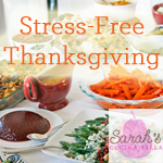 Stress-Free Thanksgiving: Roasted Vegetable Barley Salad ...