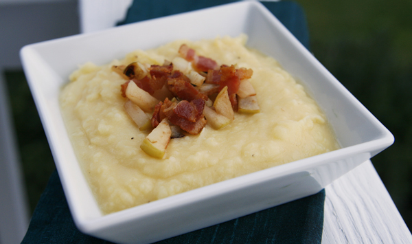 apple bacon cheddar mashed potatoes-2