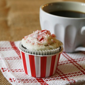 Oooh, Hello: Peppermint Mocha Latte Cupcakes