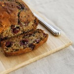 Raspberry Walnut Buttermilk Bread