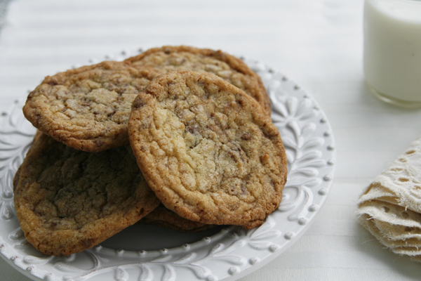 toffee crunch cookies-3