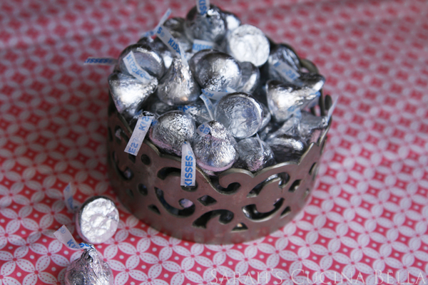 hershey kisses copy