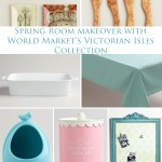 Spring Kitchen Makeover with World Market