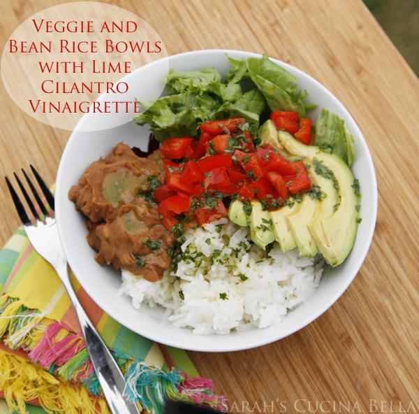 Veggie and Bean Rice Bowls-1