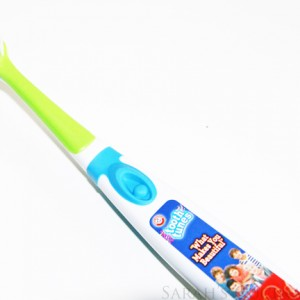 Healthy Kids: Two Minutes of Brushing