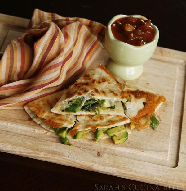 veggie quesadilla-1