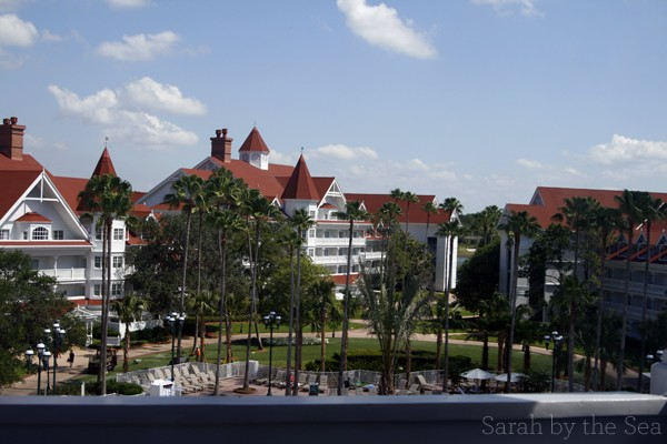 Hotel Views: Grand Floridian Resort