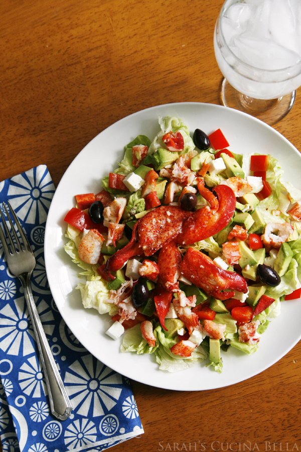 Lobster Salad | Summer Salad