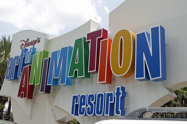 Inside the Art of Animation Resort at Walt Disney World