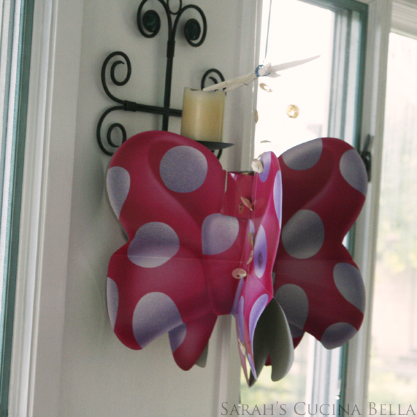 Celebrate Summer Bow Decoration
