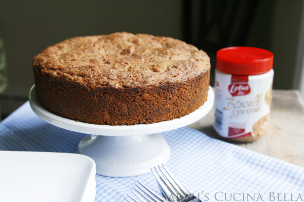 biscoff coffee cake -1