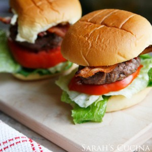 New on Momtastic: BLT Sliders