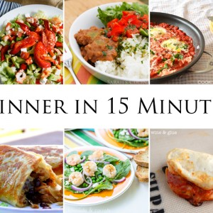 Fast, Faster, Fastest Ideas for Busy Night Dinners