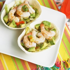 Shrimp Soft Tacos Recipe