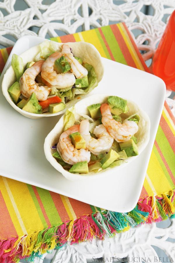 Shrimp Soft Tacos Recipe