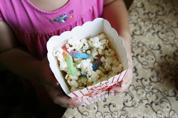 Paige Popcorn Mix