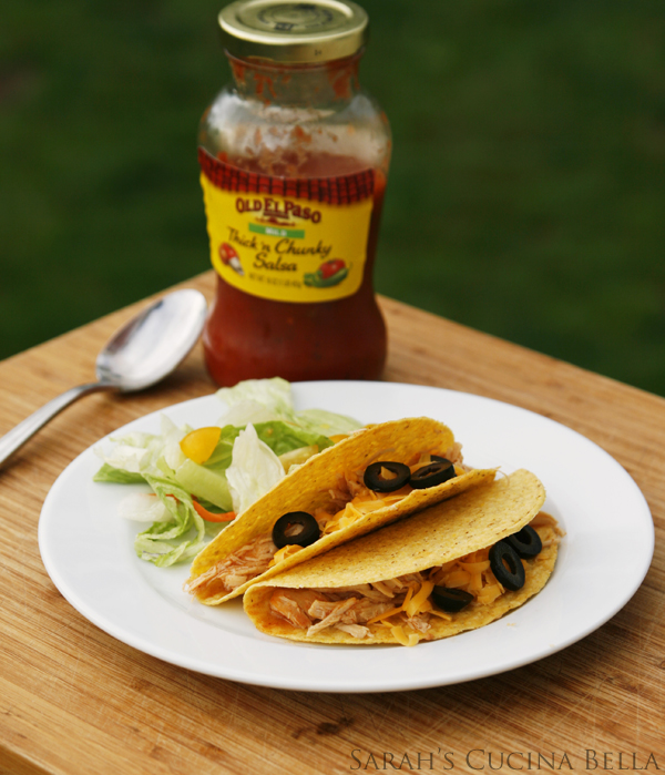 Easy Enchiladas Tacos