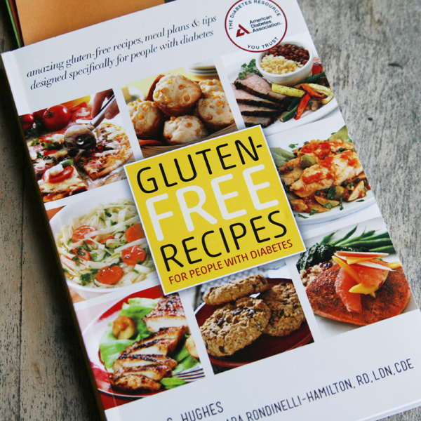 gluten-free recipes for people with diabetes book on sarahscucinabella