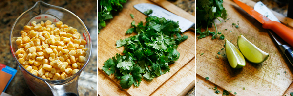 key ingredients in easy chicken cilantro soup