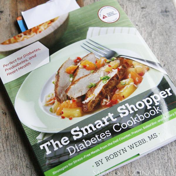 smart shopper diabetes cookbook