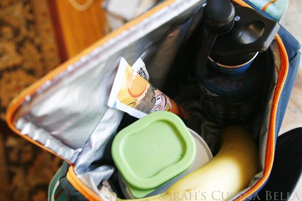 GoGurt Protein in Lunch Box