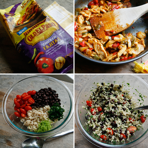 Quick and Easy Recipe for Lime Cilantro Black Beans and Rice