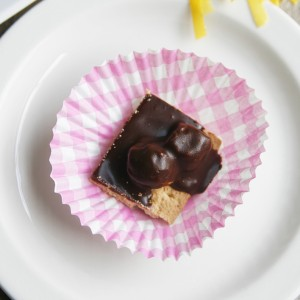 Snickers Truffle Squares: Perfect for Game Day