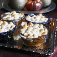 Mini Sweet Potato Casseroles