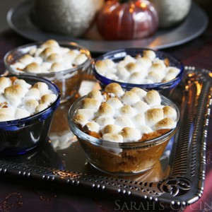 Mini Sweet Potato Casseroles (You'll Love These Thanksgiving Leftovers!)