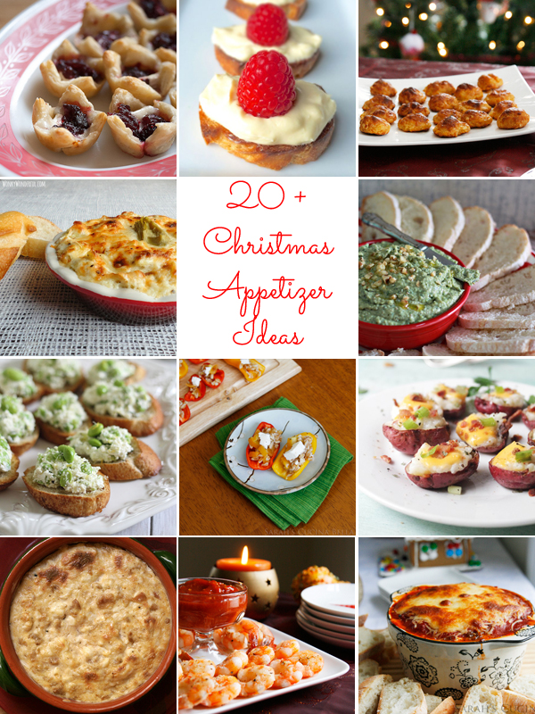 christmas appetizer recipes - photo #22