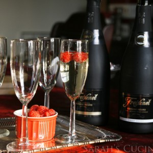 Holiday Party Ideas: Appetizer Party with Freixenet