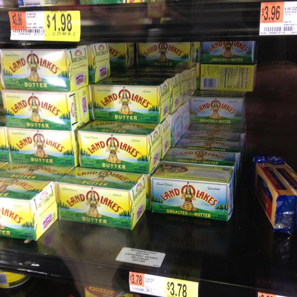 Land O Lakes Butter at Walmart #shop