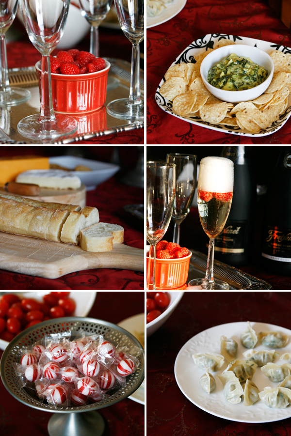 Planning a Christmas Appetizer Party