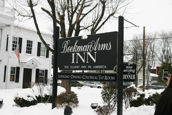 Inside The Beekman Arms, America's Oldest Inn