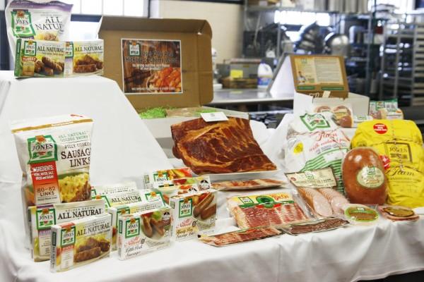 Jones Dairy Farm Product Line