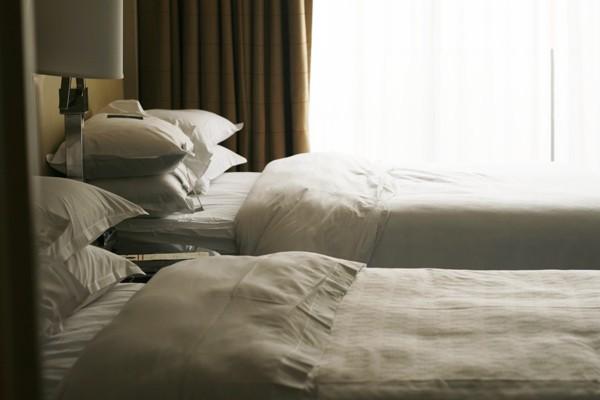 Sheraton Philadelphia Society Hill Hotel room