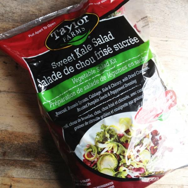 Taylor Farms Sweet Kale Salad