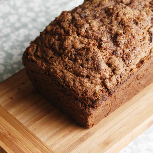 Cinnamon Bacon Streusel Bread-3