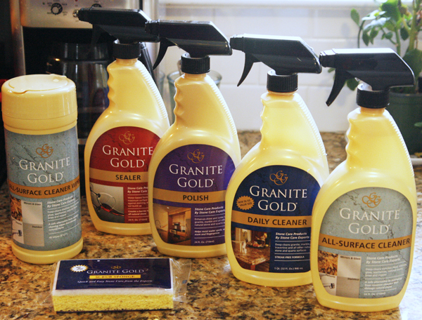 Granite Gold Product Line