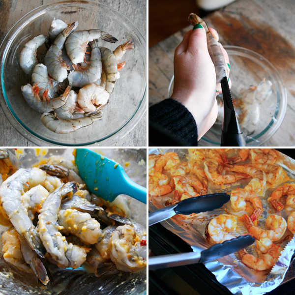 How to Make Mango Chile Shrimp