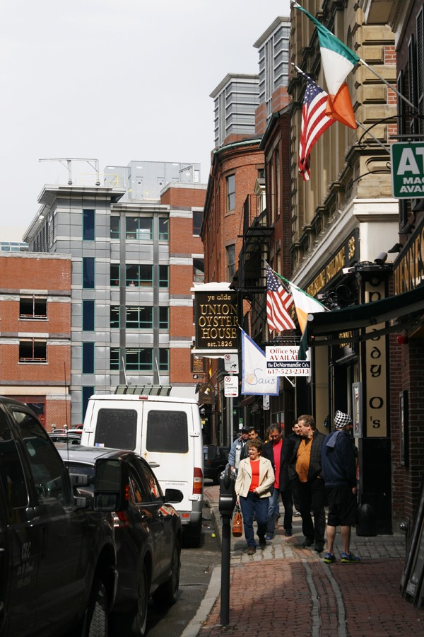 Union Oyster House Street View