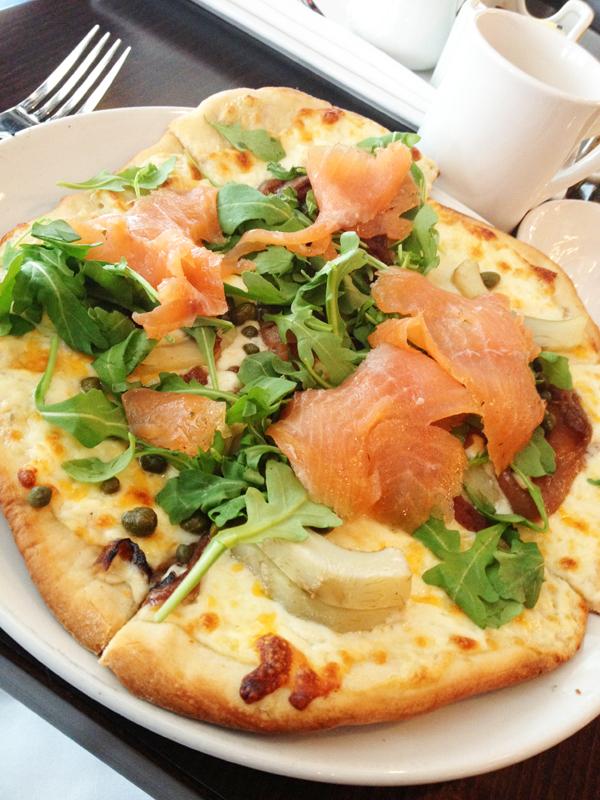 Abby Lane Breakfast Pizza