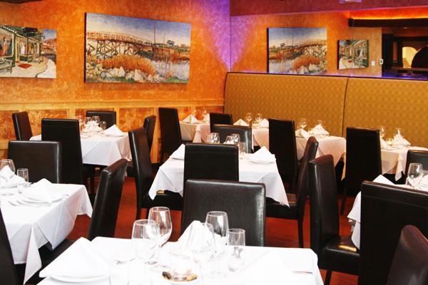 Arezzo Dining Room