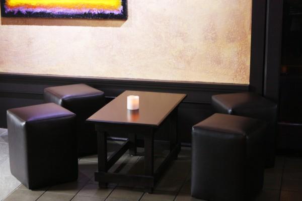 Arezzo Lounge Area