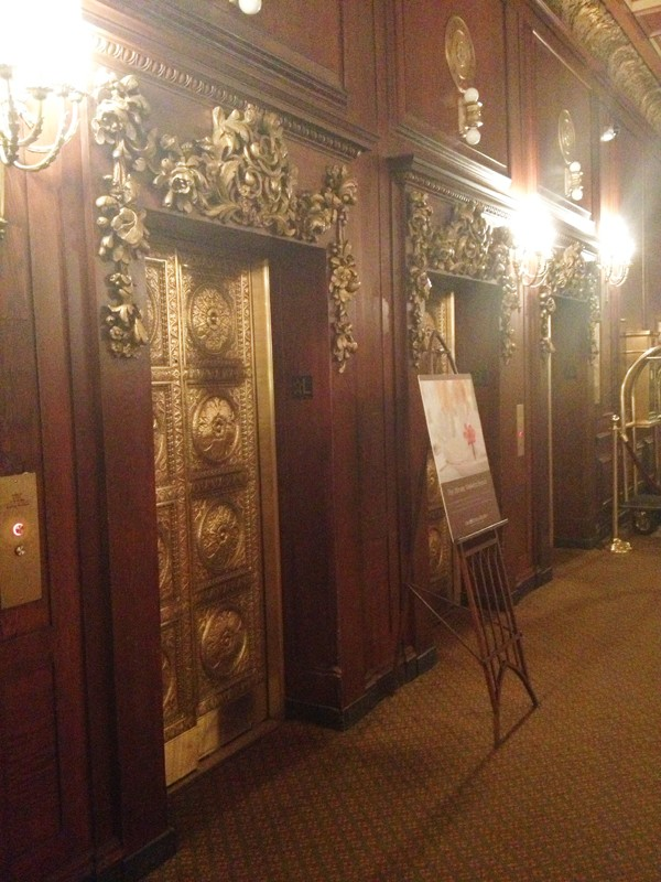 Omni Parker House Elevators